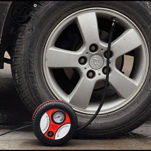 Electric tires pumps